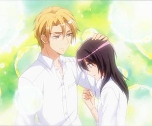 anime and kaichou wa maid-sama image