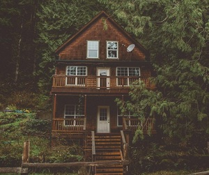 nature and dream+home image