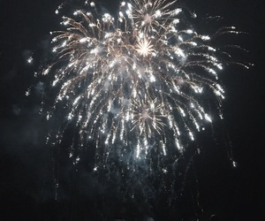 firework, fireworks, and happy new year image