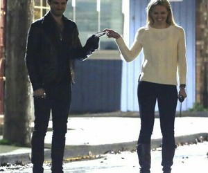 captain hook, ️ouat, and emma swan image