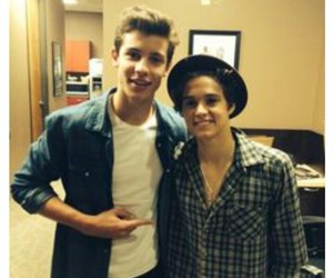 the vamps, shawn mendes, and bradley simpson image