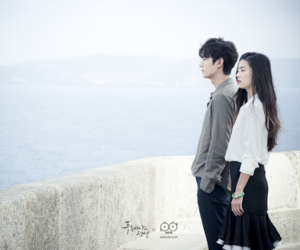kdrama, lee min ho, and jeon ji hyun image