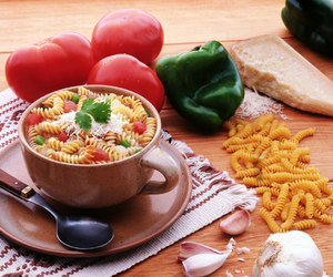 food, pasta, and italian image