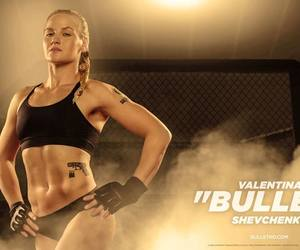 bullet, muay thai, and very sexy belly button image