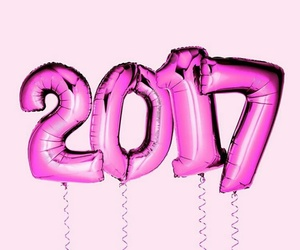 2017 and pink image