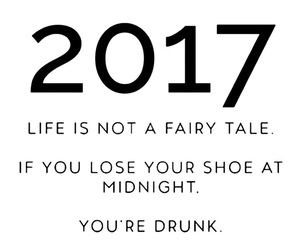 ups and downs, 2017, and life is not a fairy tale image