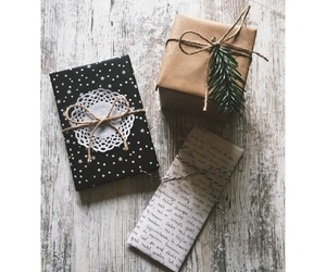 christmas, diy, and gift image