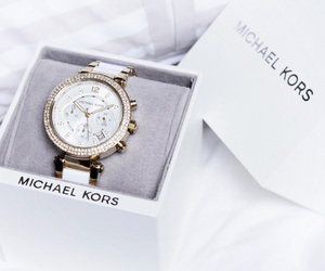 jewelery, luxury, and Michael Kors image
