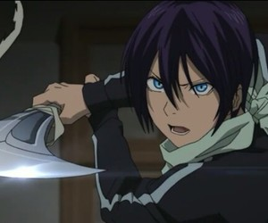anime, sekki, and yato image
