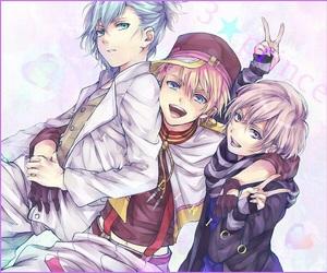 uta no prince sama, kurusu shou, and mikaze ai image
