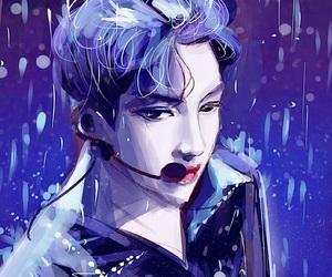 exo, fan art, and yixing image