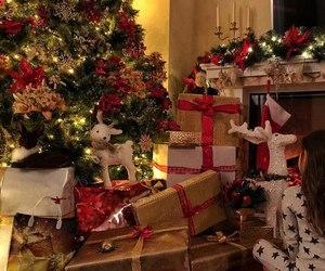 christmas, tree, and december image