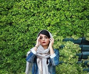 girl, iran, and iranian image