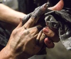 mechanic, aesthetic, and hands image