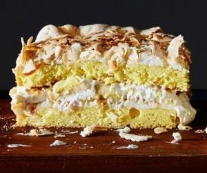banana, icebox cake, and cake image