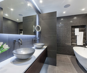 amazing, bathroom, and design image