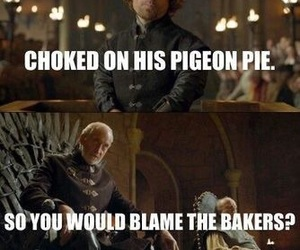 savage and tyrionlannister image
