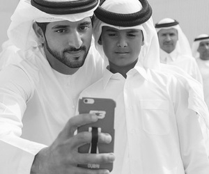 arab, boy, and happy image