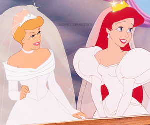 ariel, girl, and princess image