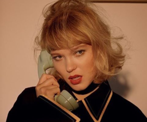 Lea Seydoux, vintage, and 90s image