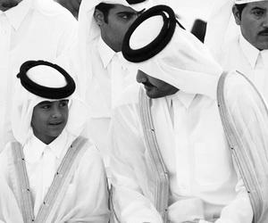 arabic, children, and qatar image