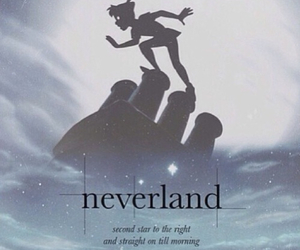 peter pan, neverland, and disney image
