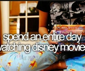 disney, movies, and before i die image