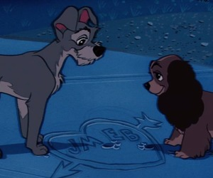 dog, animal, and disney image
