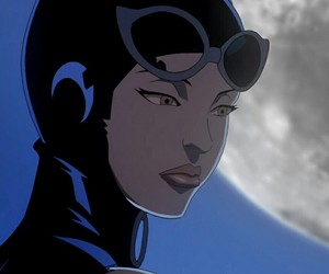 animated, catwoman, and selina kyle image
