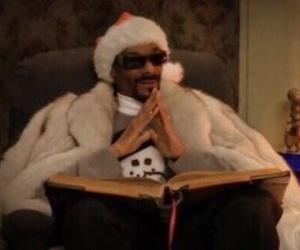 christmas, meme, and snoop dogg image