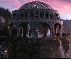 the hobbit and rivendell image