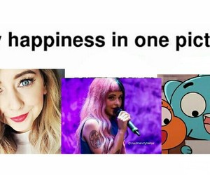 funny, gumball, and zoella image