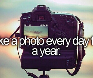 photo, bucket list, and camera image