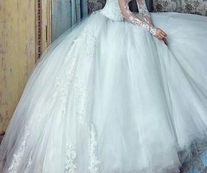 bride, dress, and Dream image
