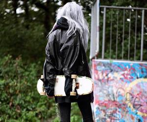 fashion, grunge, and street style image