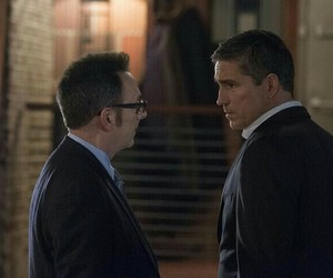 bromance, person of interest, and john reese image
