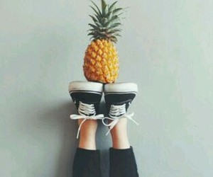 pineapple, photography, and tumblr image