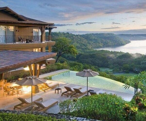 house, luxury, and costa rica image