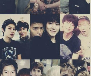 kyuhyun, super junior, and donghae image
