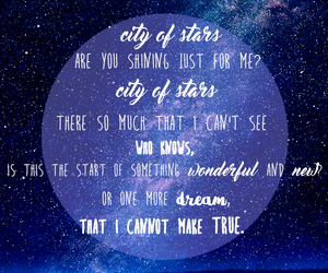 emma stone, Lyrics, and night image