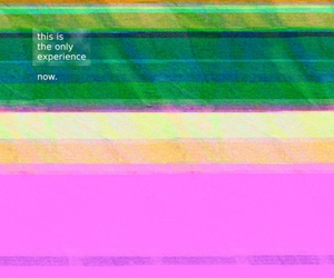 glitch and text image