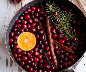 berries, Cinnamon, and ginger image