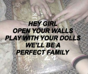 dollhouse, melanie martinez, and grunge image