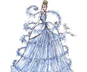 cinderella, dress, and hayden williams image