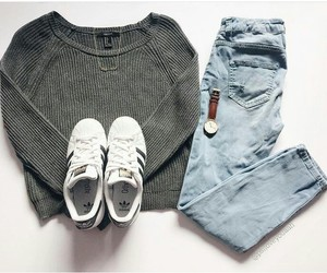 fashion, outfits, and stylé image