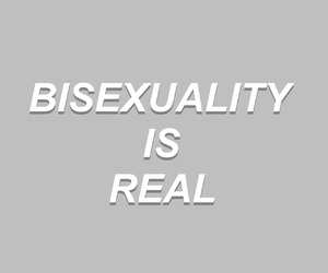 bi, bisexual, and typography image
