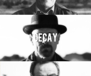 badass, black and white, and breaking bad image