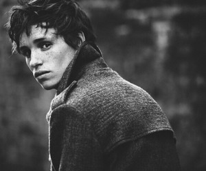 eddie redmayne, boy, and actor image