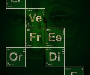 awesome, breaking bad, and chemistry image