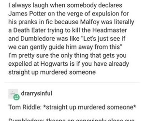 dumbledore, fandom, and harry potter image